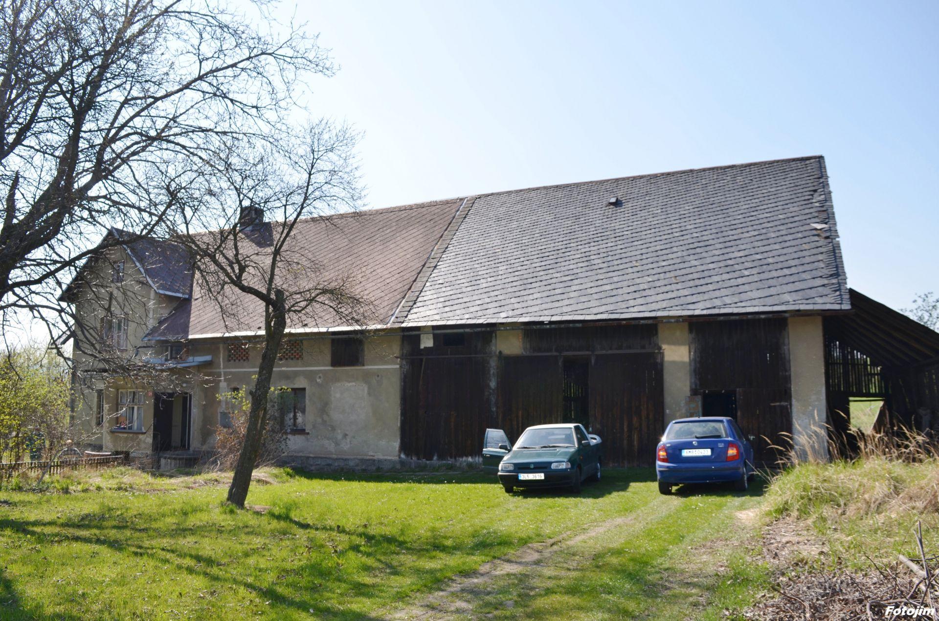 Prodej chalupy, Hradec Nová Ves 360 m2