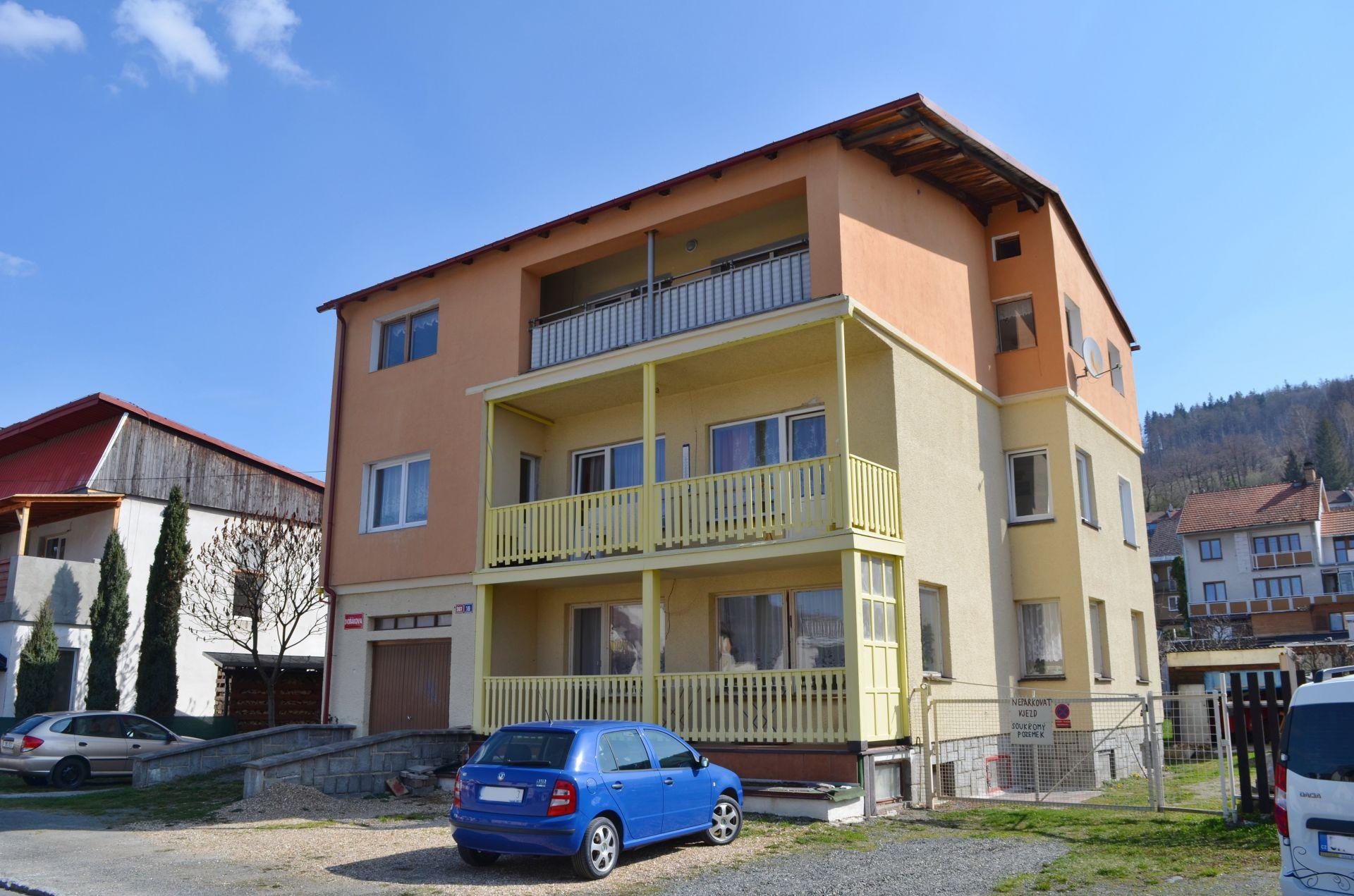 Prodej bytu 3+1, 118 m2 v Lázeňském městě Jeseník