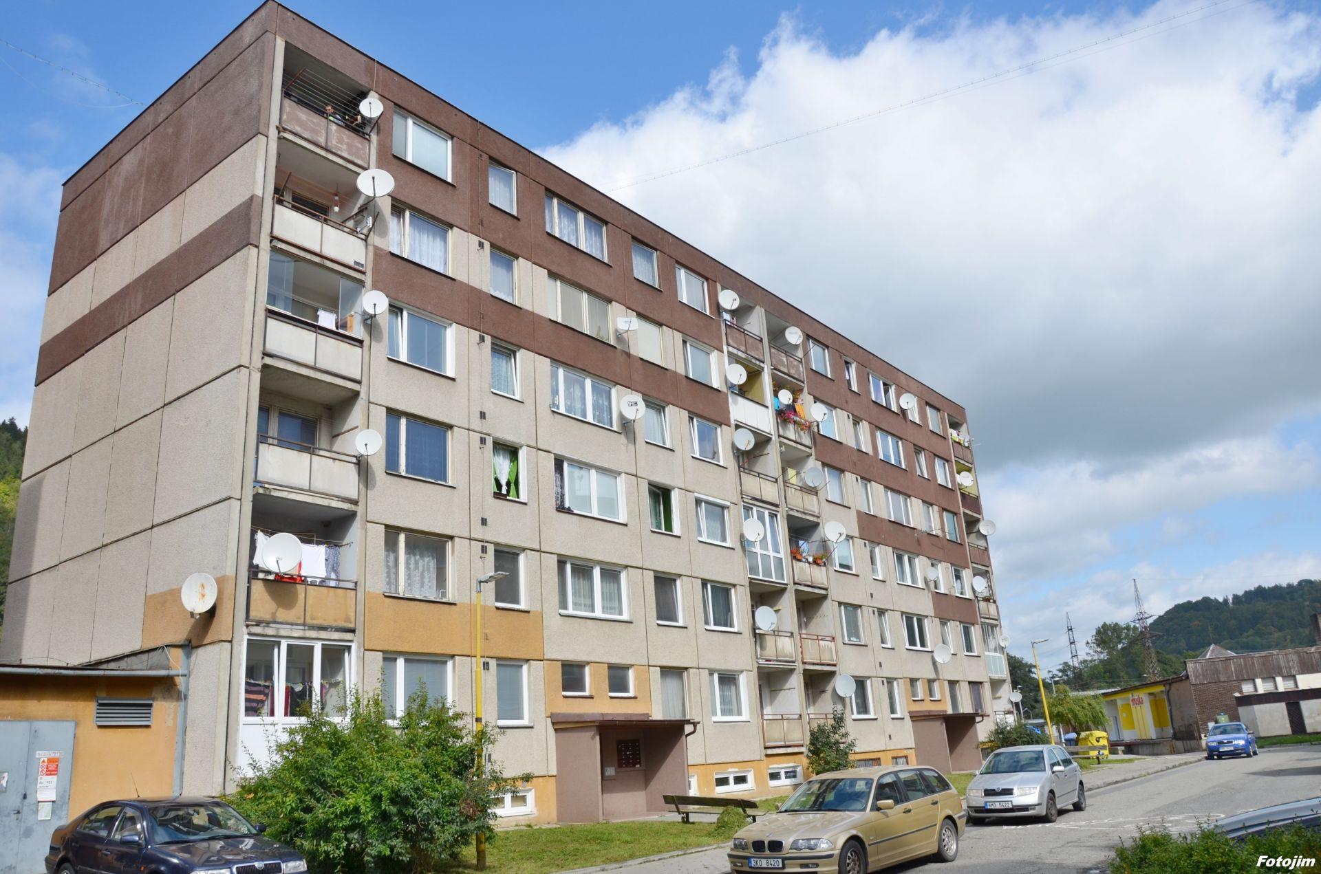 Prodej bytu, 2+1, 45 m2, Na Holbě Hanušovice
