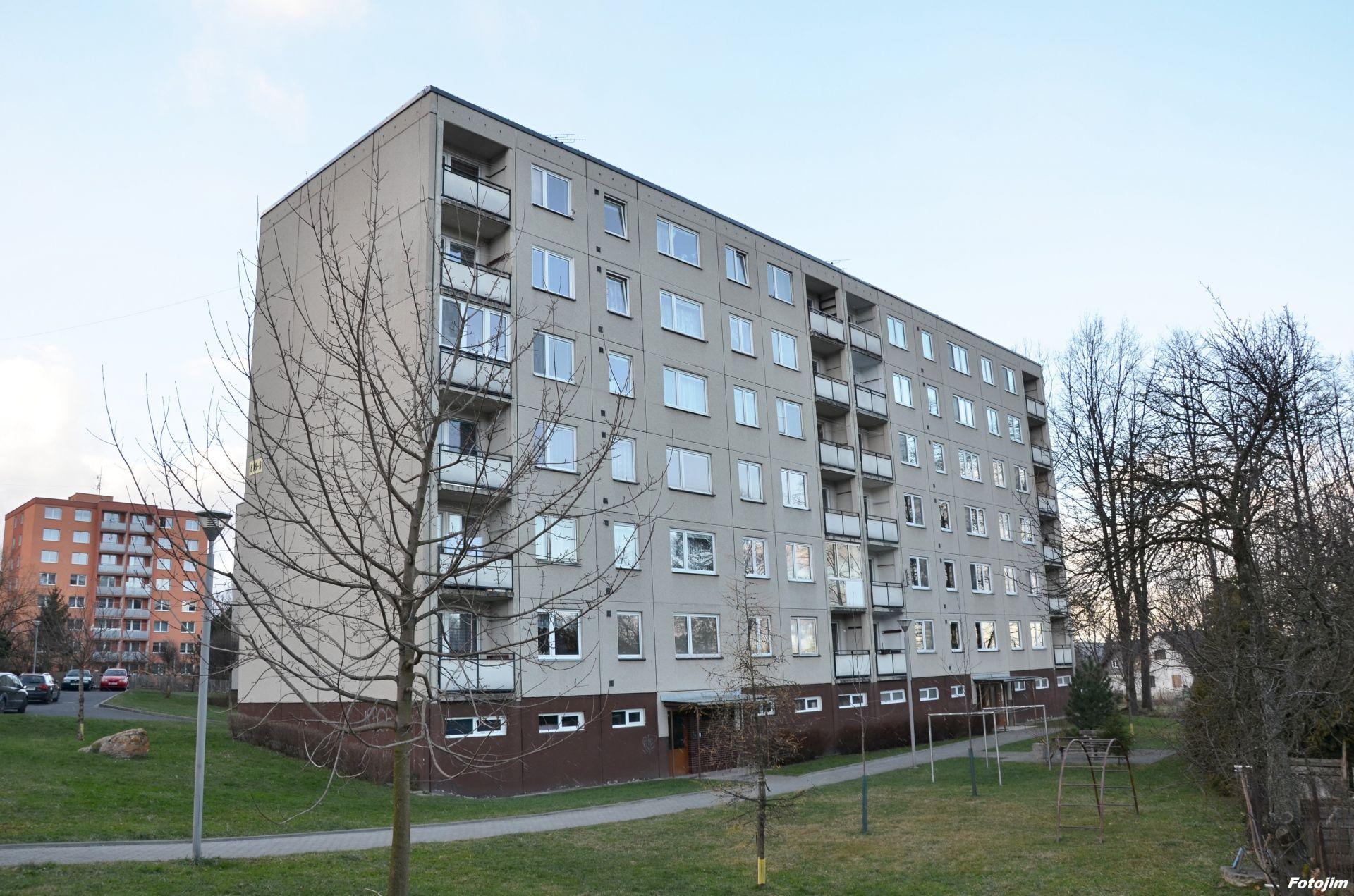 prodej slunného bytu 3+1 76 m2 na Sídlišti Zlaté Hory